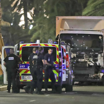 French Authorities Identify Truck Driver Who Killed 84 in Nice ...