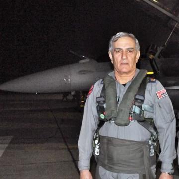 Image: Gen. Akin Ozturk in 2014