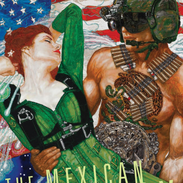 Mexican Fly Boy Book Cover