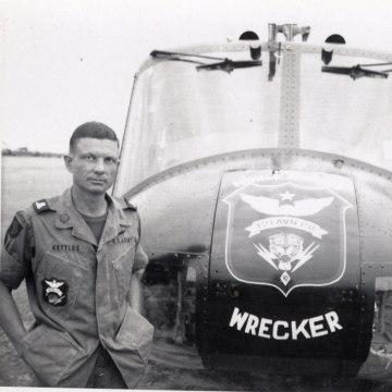 Image: U.S. Army Maj. Charles Kettles
