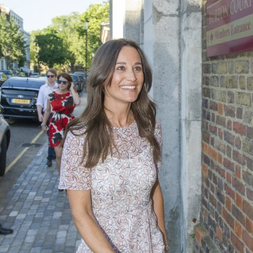 Image: Pippa Middleton Attends the Frost Party