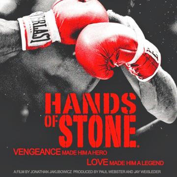 Hands of Stone Edgar Ramirez Movie Poster