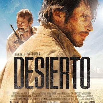 Desierto - Gael Garcia Bernal Movie Poster