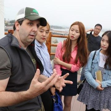 Image: U.S. Ambassador to South Korea Mark Lippert