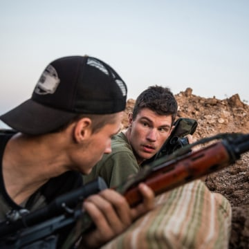 SYRIA-CONFLICT-KURDS-FOREIGN FIGHTERS