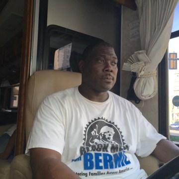 Black Men for Bernie