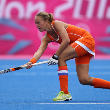 Hockey: Netherlands v Belgium