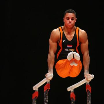 2015 World Artistic Gymnastics Championships - Day Four