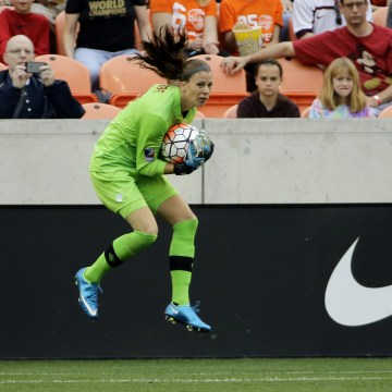 Canada Goalkeeper Stephanie Labbe