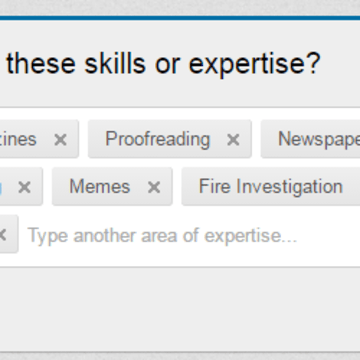 LinkedIn Silly Skills