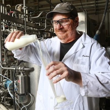 Long shelf-life milk