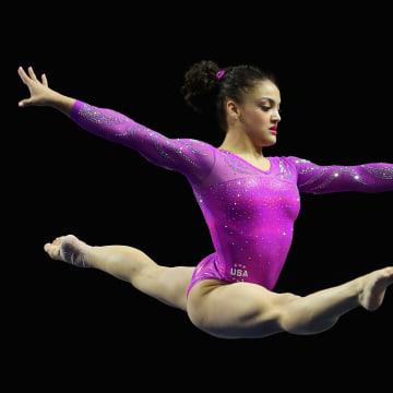 Gymnast Laurie Hernandez - Team USA