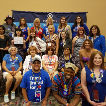 Transgender Delegates at the DNC