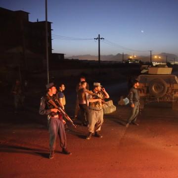 IMAGE: Kabul car bomb scene