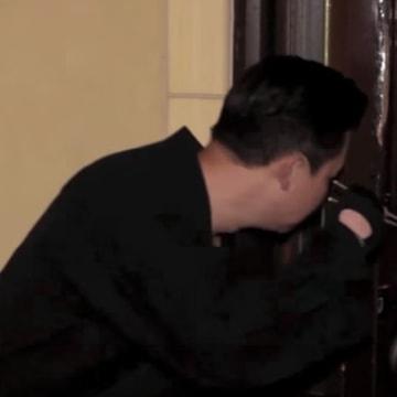 "Screenshot from Jennifer Murphy's ""Neenja"" video"