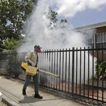 Image: Miami Zika spraying