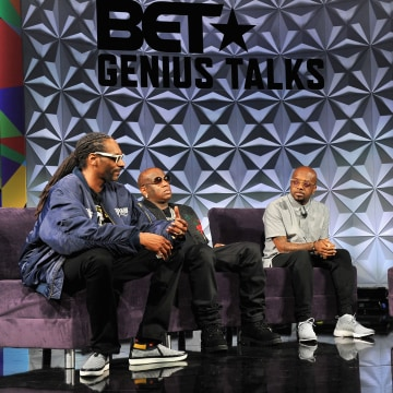 2016 BET Experience - Genius Talks sponsored by AT&T