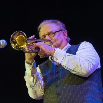 Arturo Sandoval At Kaufmann Concert Hall