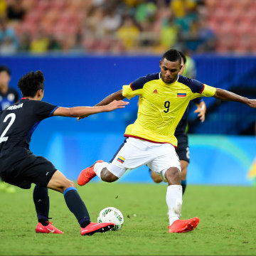 Japan v Colombia: Men's Football - Olympics: Day 2