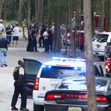IMAGE: Alabama plane crash scene