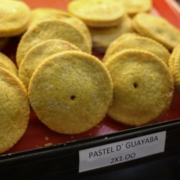 Guayaba pastries are on display at the Bodega Mi Sue?o in Louisville.