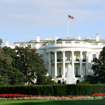 Image:  The White House is seen from the south side in Washington D.C. ((C)Karen Bleier/AFP-Getty Images)