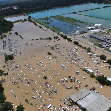 Image: Floods in Baton Rouge