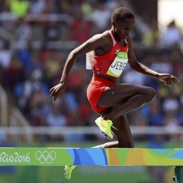 Athletics - Women's 3000m Steeplechase Final