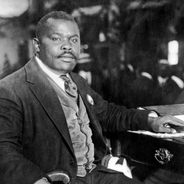 martin luther king marcus garvey