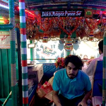 """Image: """"Pokemon Go"""" tour of Karachi, Pakistan"""