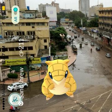Image: Pokemon in Karachi, Pakistan