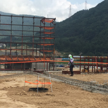 Image: Site of International Broadcast Center for 2018 Winter Olympics