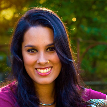"Piyali Bhattacharya, editor of the anthology ""Good Girls Marry Doctors"""