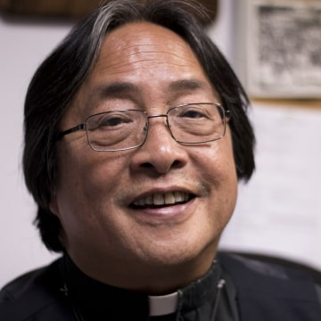 Norman Fong Chang, executive director of San Francisco'??s Chinatown Community Development Center