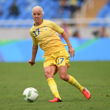 Rio 2016 Olympic Games - Sweden v South Africa: Women's Football - Day -2
