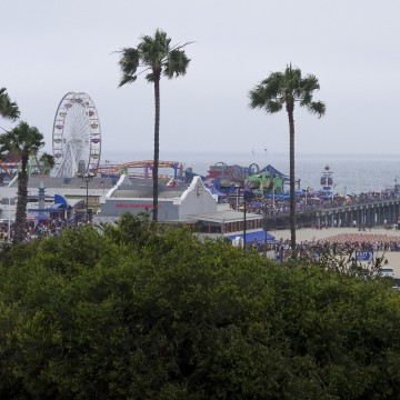 Santa Monica is pushing back against a lawsuit filed earlier this year.