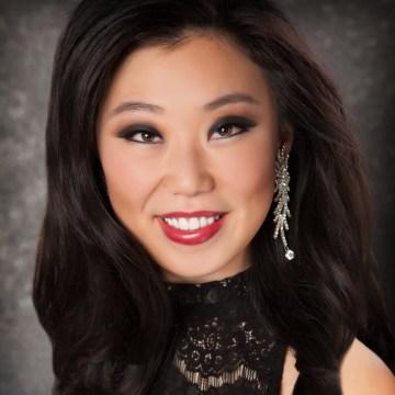 Headshot of Miss Michigan Arianna Quan