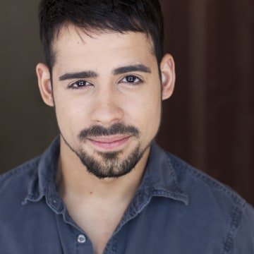Photo of actor Tommy Rivera-Vega.