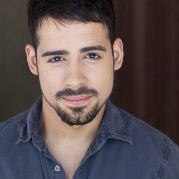Photo of actor Tommy Rivera-Vega.