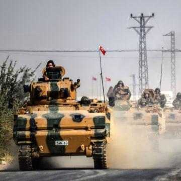 Image: Turkish Army tanks