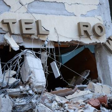 Image: Hotel Roma, Amatrice, Italy