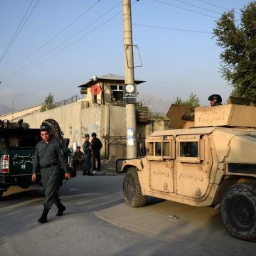 Image: AFGHANISTAN-UNREST-TALIBAN