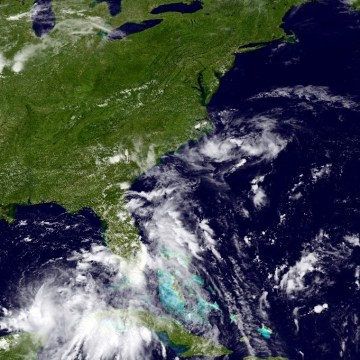 IMAGE: Tropical Depression 9