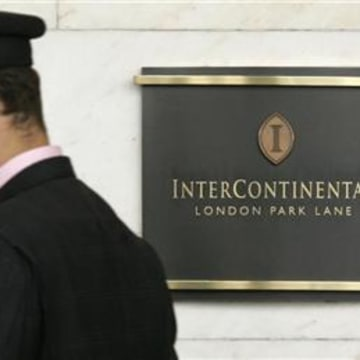 InterContinental China-branded hotel to open by 2013