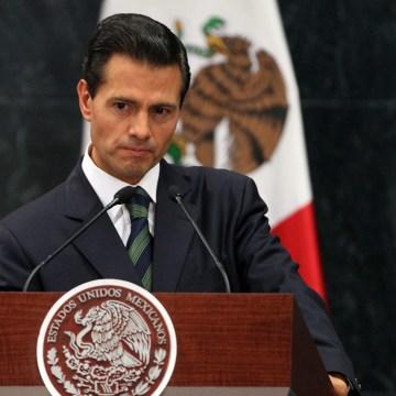 Image: Trump meets Enrique Pena Nieto in Mexico City