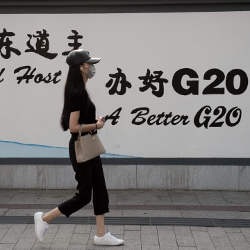 Image: G-20 preparations in Hangzhou, China