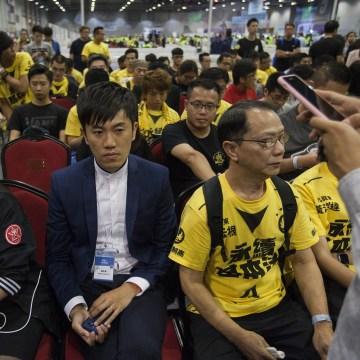 Image: Hong Kong elections