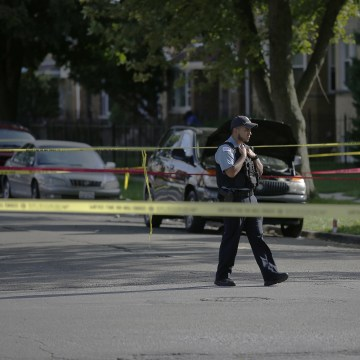 Image: Chicago Monthly Homicide Rate Hits Highest Level In 20 Years