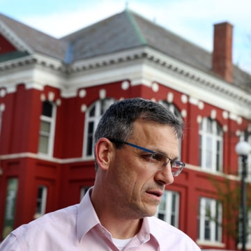 Rutland, Vt., Mayor Chris Louras