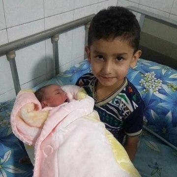 Image: Maryam and Yousuf Rahim